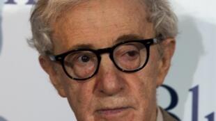 Le réalisateur américain Woody Allen en 2013.