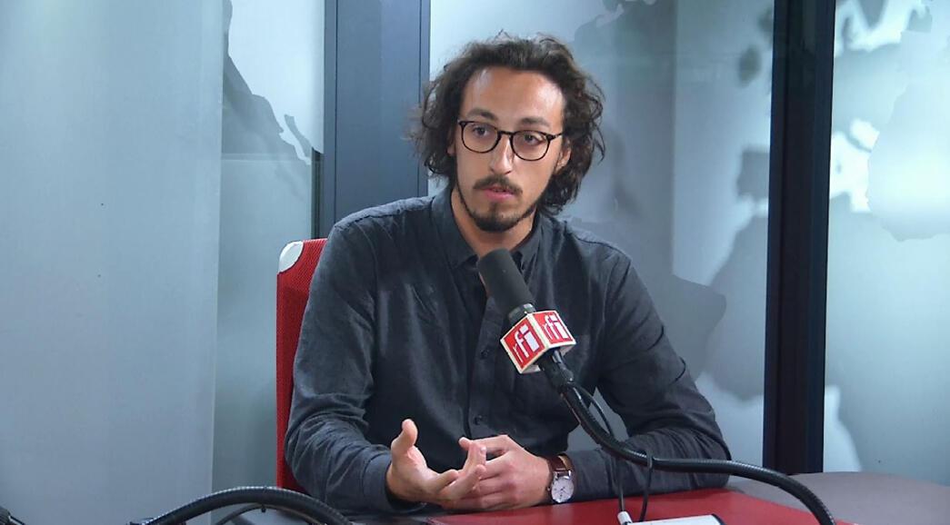 Martial Breton, vice-président de l'association CliMates.