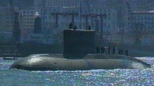 Tàu ngầm lớp Kilo của Hải quân Algeri (nguồn: fr.wikipedia.org)