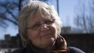 Allemagne - Irmela Mensah-Schramm - Racisme - AP110324154142