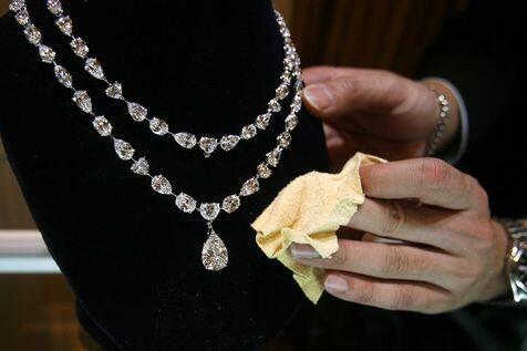 Diamonds are forever - but for whom?