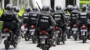 La corruption de la police thaïlandaise est légendaire.