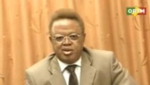 Mamadou Bakary Sangaré, candidat à la présidence du Mali.