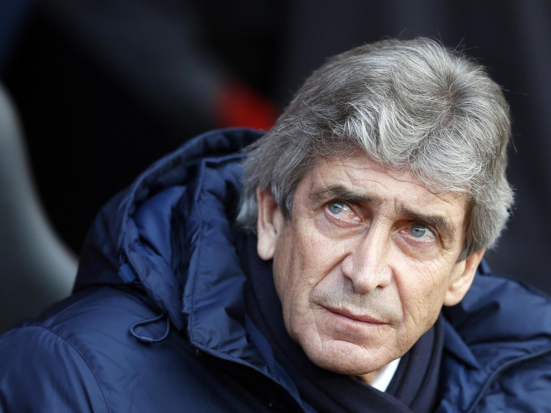 Kocha wa Manchester City, Manuel Pellegrini