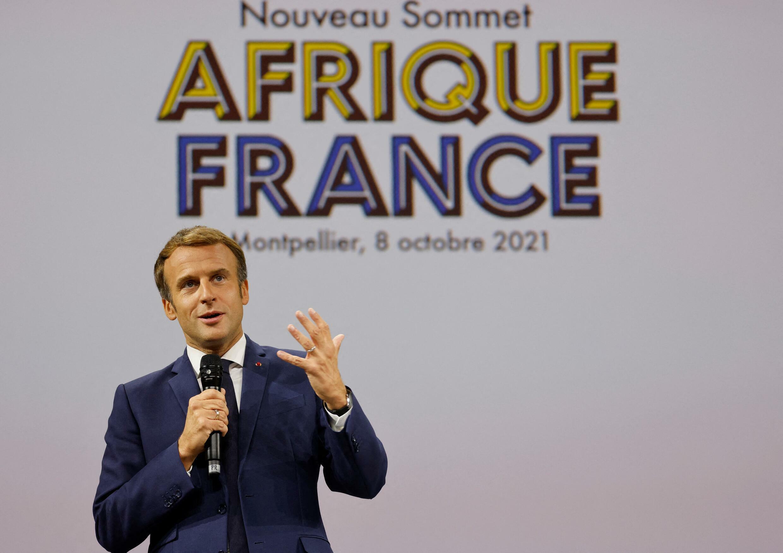 macron sommet afrique france