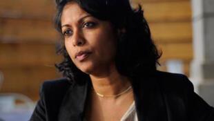Dr. Roshni Mooneram, leader de parti Ensam.