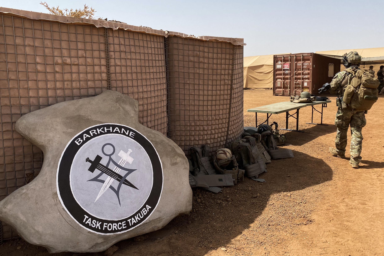 Mali armée française
