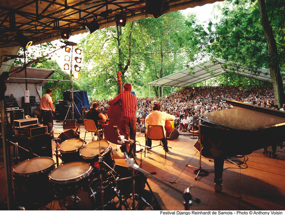 Django  Reinhardt Festival de Sannois