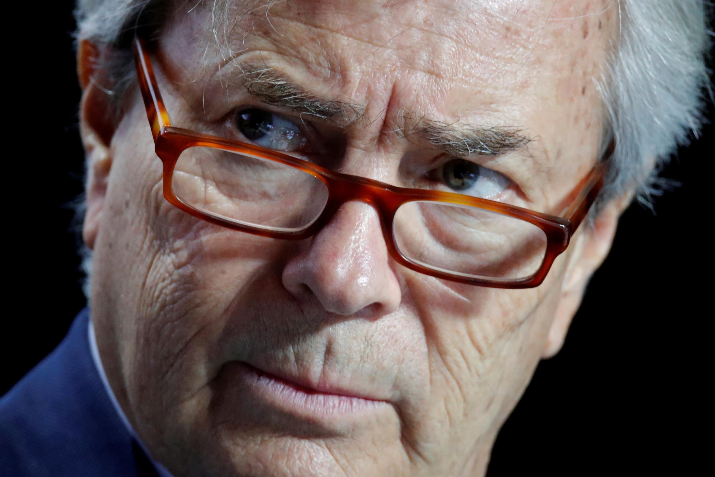 Former Bolloré boss Vincent Bolloré, who recently handed over the company reins to his son, Yannick
