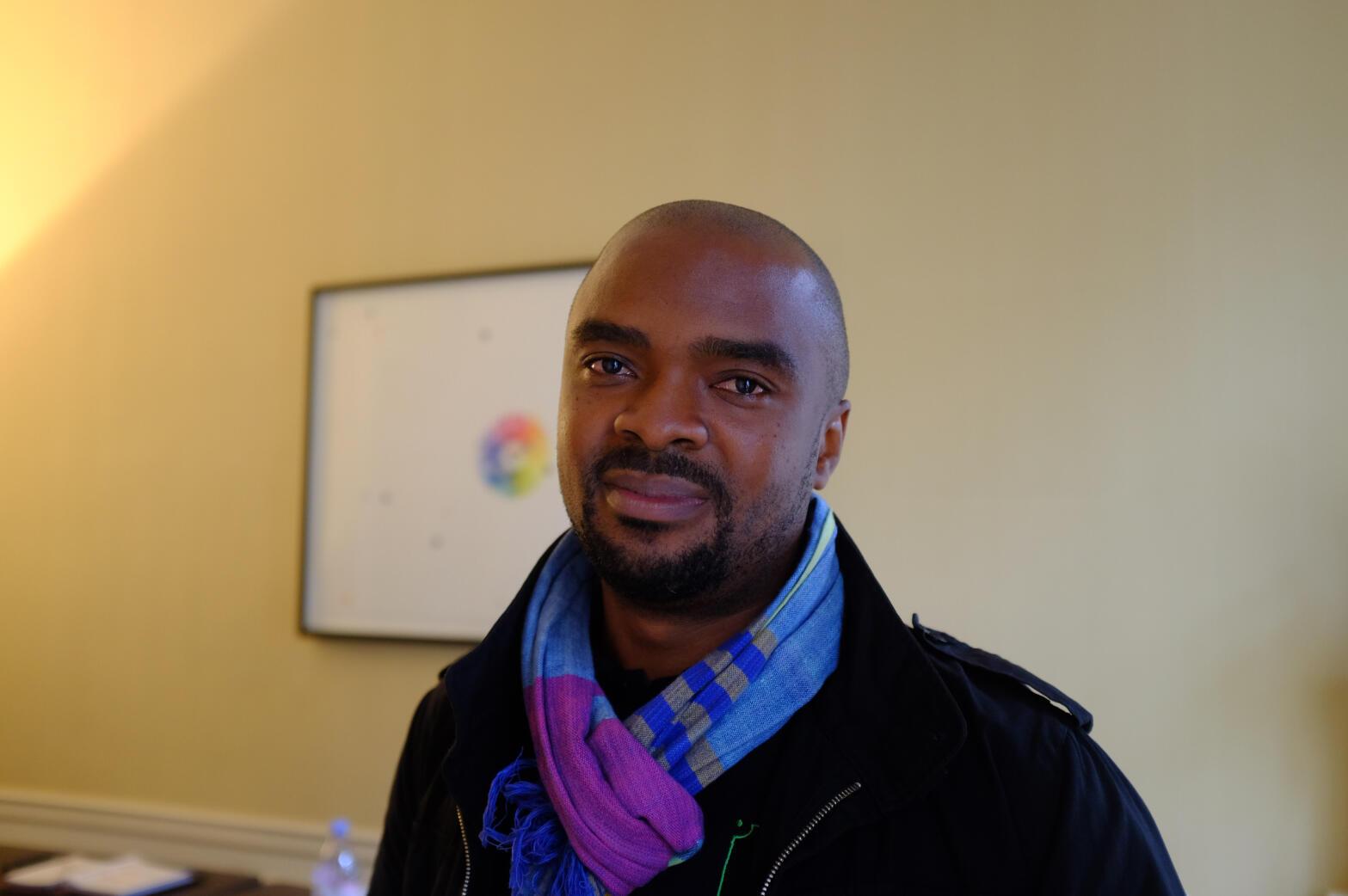 Daniel Oriahi, réalisateur nigérian de « Taxi Driver », un hommage à Martin Scorsese et la ville de Lagos.