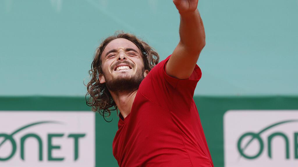Tennis: le Grec Stefanos Tsitsipas remporte à Monte-Carlo son premier Masters 1000