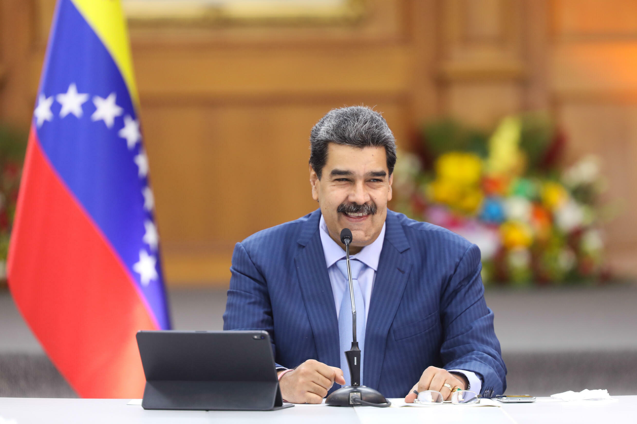 Venezuelan President Nicolas Maduro's re-election in 2018 has not been recognized by either the opposition at home or by around 60 other countries