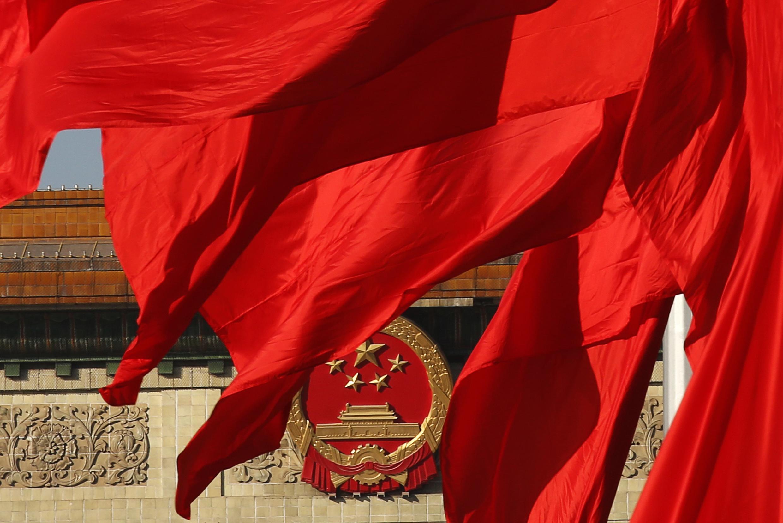 Place Tiananmen, 12 novembre 2013.