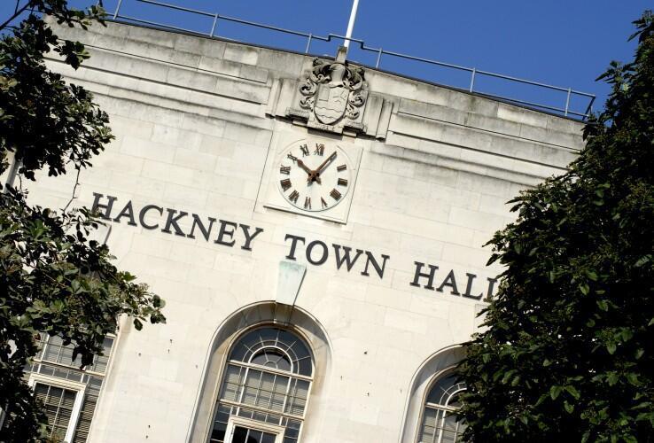 Sub-prefeitura de Hackney, no norte de Londres.