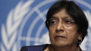 Cao ủy Nhân quyền Liên Hiệp Quốc Navi Pillay