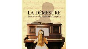Couverture du livre de Céline Raphaël, «La démesure».