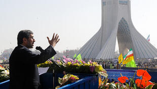 سخنرانی محمود احمدی نژاد در سالگرد انقلاب - تهران ۲۲ بهمن ١٣٩١