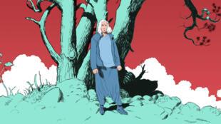 La couverture (détail) de la bande dessinée « The End » de Zep.