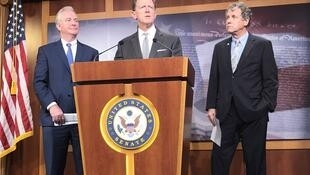 1 Toomey, Van Hollen call for sanctions on Chinese banks that violate Hong Kong autonomy