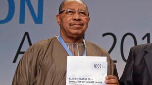Youba Sokona, vice-président du Giec.