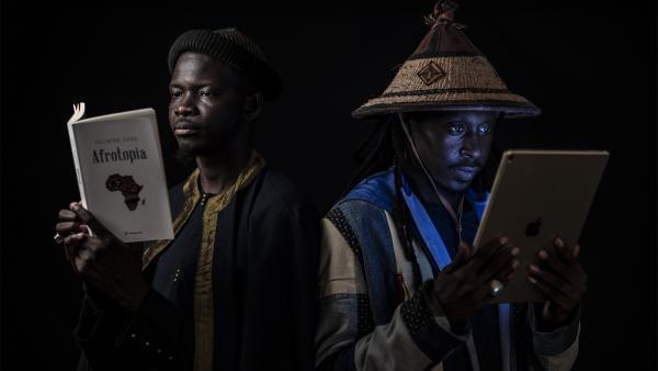 Ndongo D et Fadda Freddy.