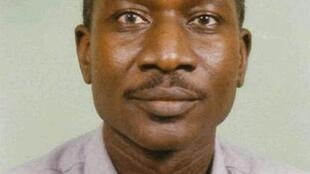Ibni Oumar Mahamat Saleh, opposant tchadien disparu.