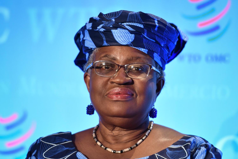 La candidate nigériane à la présidence de l'OMS, Ngozi Okonjo-Iweala le 15 juillet 2020 à Genève.
