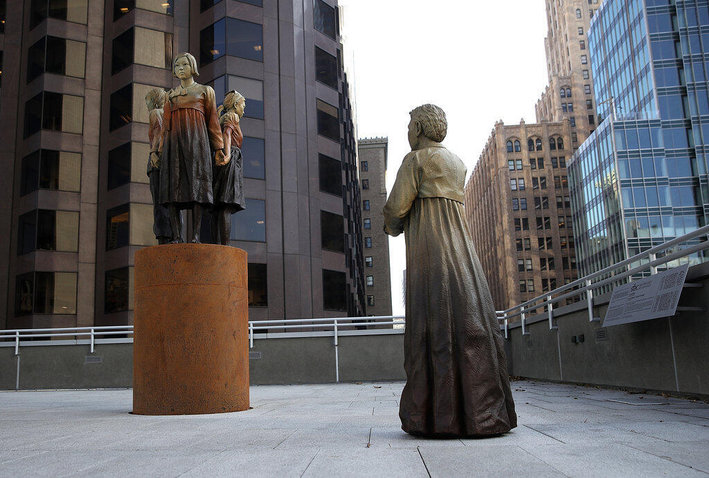 «Comfort Women», San Francisco.