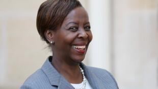Louise Mushikiwabo, minista harakokin wajen Rwanda