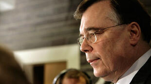 Iceland's former Prime Minister Geir Haarde