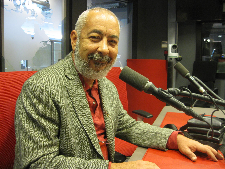 Leonardo Padura en RFI.