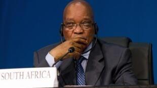 Contrariamente ao que se esperava, o Presidente Sul-Africano Jacob Zuma anunciou apenas negociações e não a criação efectiva de um banco de desenvolvimento