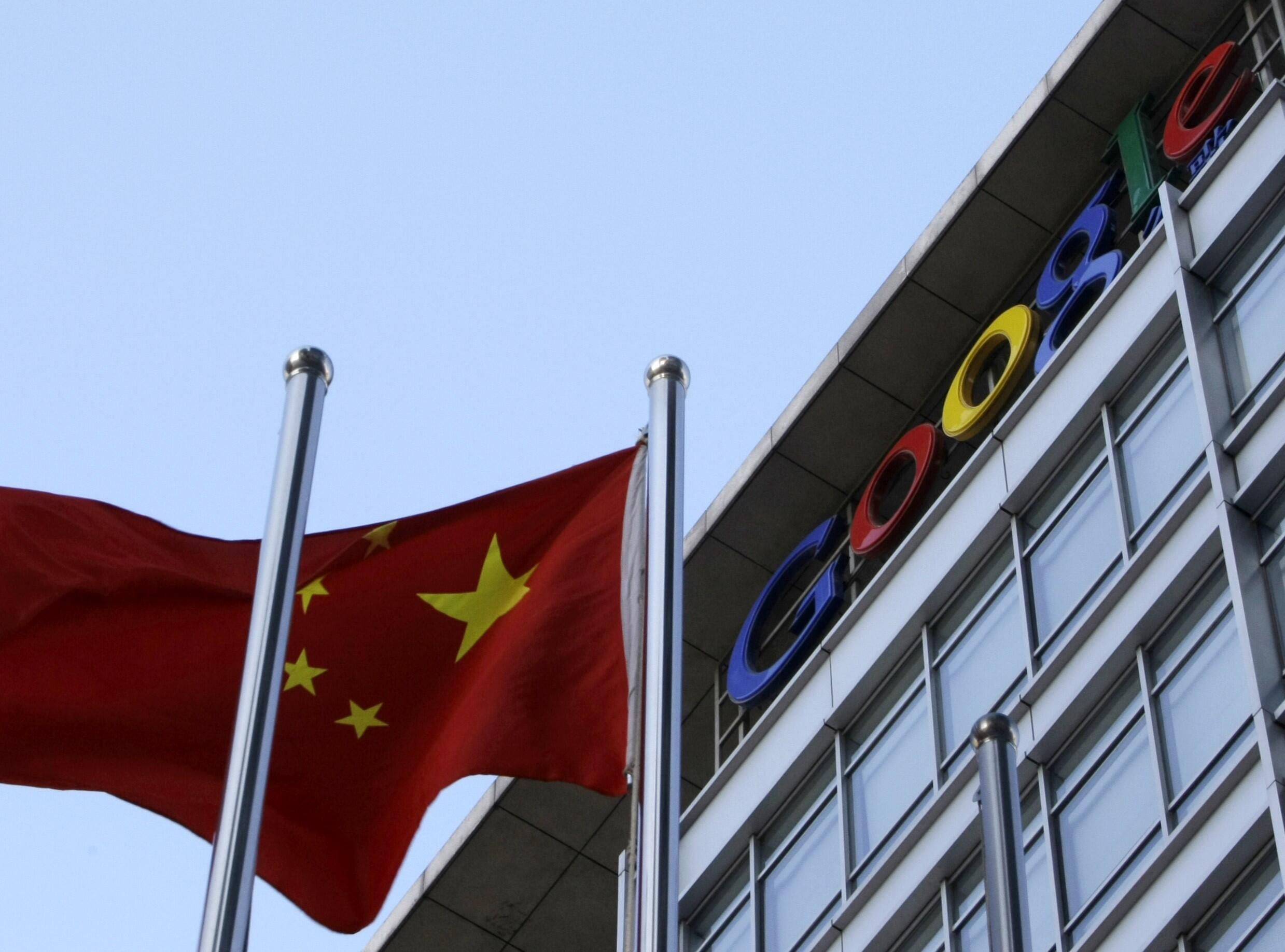 Google một trong những nạn nhân của chính sách kiểm duyệt Internet Trung Quốc.