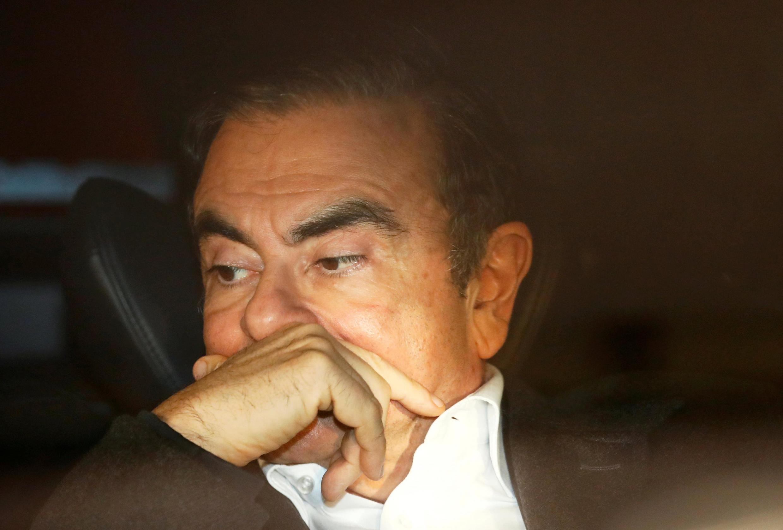 Carlos Ghosn, acusado de novo de crime de abuso de confiança pela justiça japonesa