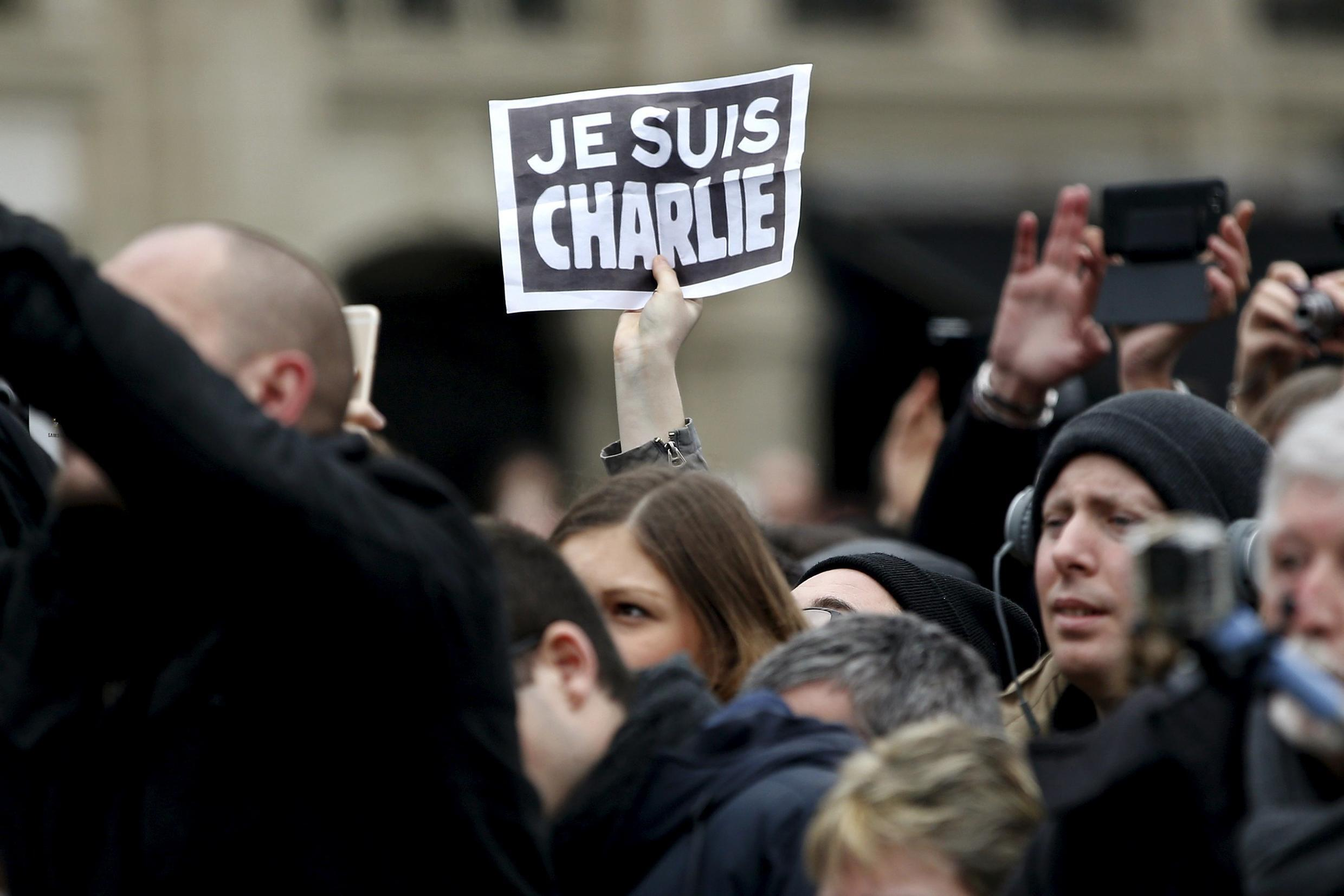 Millions of people rallied in support of press freedom in France following the deadly shootings at the offices of satirical magazine Charlie Hebdo on 7 January 2015.