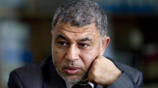 Ahmed Jaballah, le président de l'UOIF (ici le 3 avril 2012).