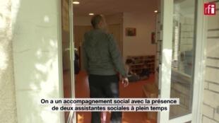 35 familles occupent temporairement un logement social mis à disposition par un bailleur pour une durée maximum de 4 ans.