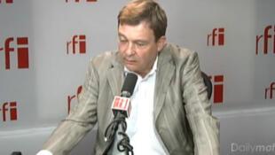 Pierre Henry, Directeur général de l'association France terre d'asile