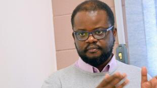 Sociólogo Mário Medeiros, professor da Unicamp e pesquisador de movimentos negros