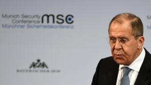 Сергей Лавров на Мюнхенской конференции по безопасности