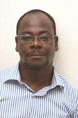 Venance Konan, journaliste et écrivain ivoirien