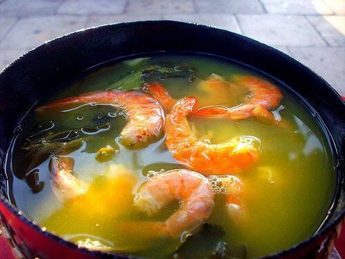 O tacacá é um dos carros-chefe da gastronomia paraense