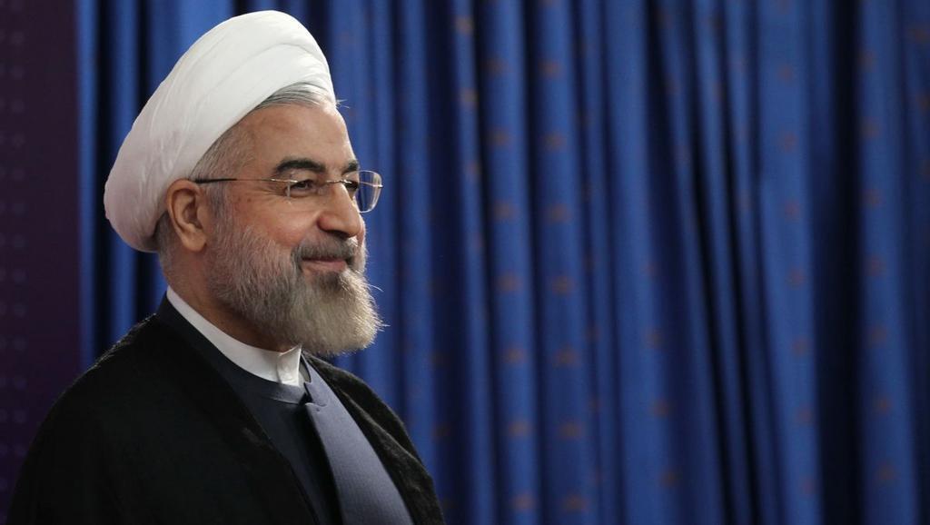 Pour le président iranien Hassan Rohani, «il n'y a rien qui ne puisse pas être résolu».
