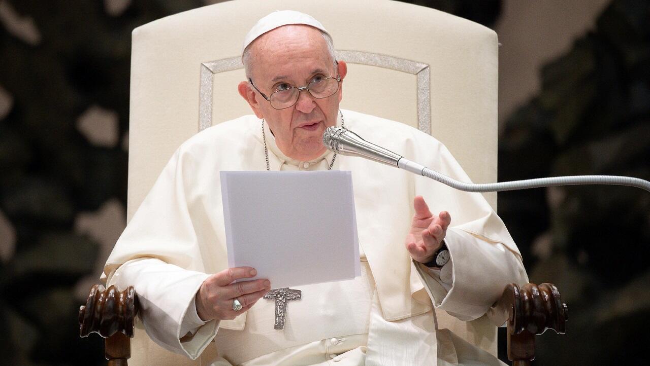 PHOTO Pape François - 18 août 2021