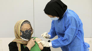 Vaccination Iran