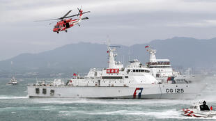 Taiwan - exercice militaire