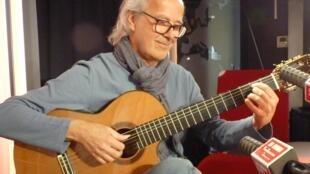 Norberto Pedreira en RFI