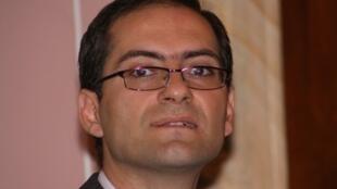 Пресс-секретарь Армянского национального конгресса (АНК) Арман Мусинян