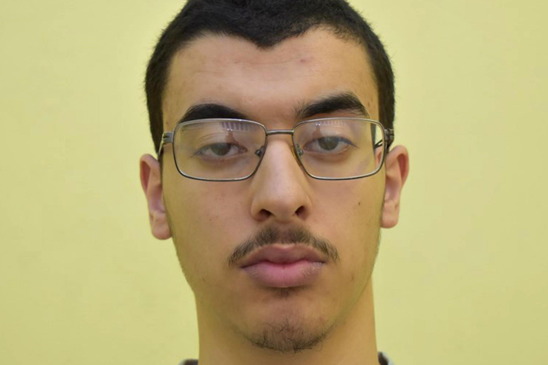 Hashem Abedi, de 23 anos, ajudou o irmão, Salman, a preparar o ataque de Manchester.