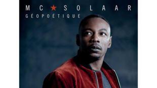 MC Solaar, figure du rap français, revient avec 8ème album, «Géopoétique», après 10 ans d'absence.